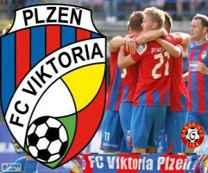 Układanka FC Viktoria Pilzno, mistrz ligi Gambrinus 2012–2013