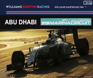 Układanka Felipe Massa, Grand Prix Abu Zabi 2016