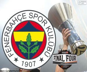 Układanka Fenerbahçe, mistrzem Euroligi 2017