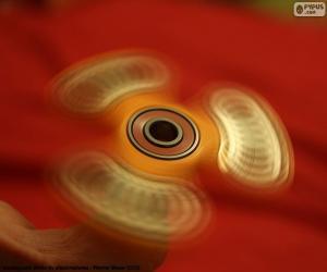 Układanka Fidget spinner