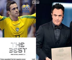 Układanka FIFA Nagroda honorowa 2016