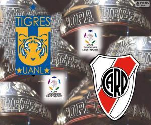 Układanka Finał Copa Libertadores 2015