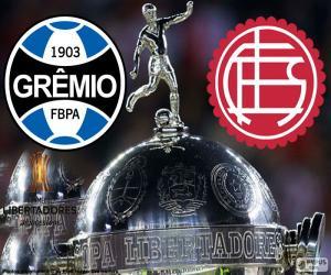 Układanka Finał  Copa Libertadores 2017