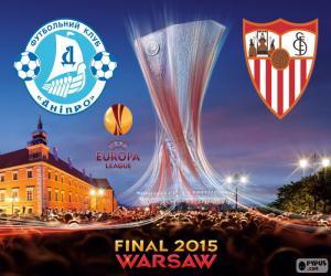 Układanka Finał Europa League 2014-2015
