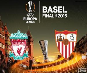 Układanka Finał Europa League 2015-2016