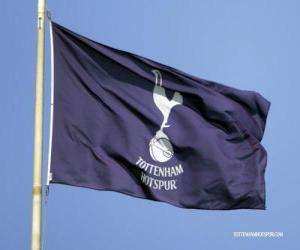 Układanka Flag of Tottenham Hotspur FC