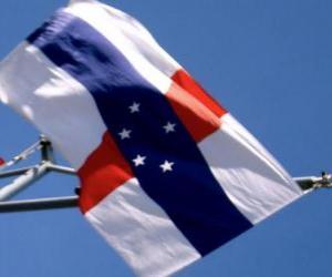 Układanka Flaga Antyli Holenderskich