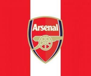 Układanka Flaga Arsenal FC