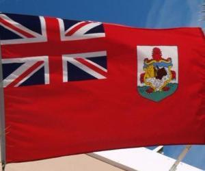 Układanka Flaga Bermudów
