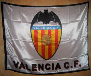 Układanka Flaga CF Valencia