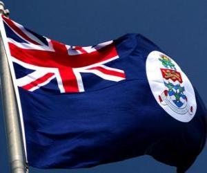 Układanka Flaga Kajmanów