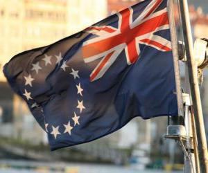 Układanka Flaga Wysp Cooka