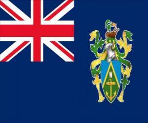 Układanka Flaga Wysp Pitcairn