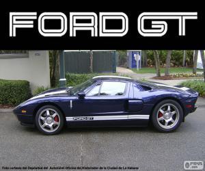 Układanka Ford GT (2005)