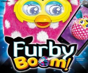 Układanka Furby Boom!