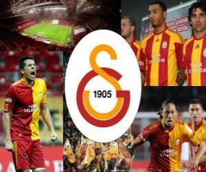 Układanka Galatasaray SK, turecki klub piłkarski