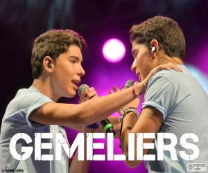 Układanka Gemeliers