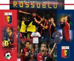 Układanka Genoa CFC