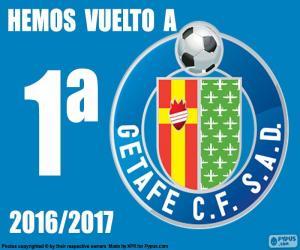 Układanka Getafe CF 2016-2017