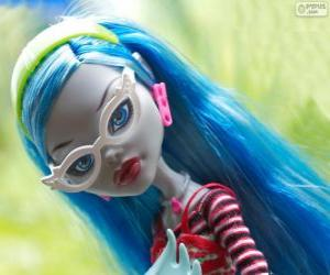 Układanka Ghoulia Yelps z Monster High