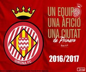 Układanka Girona FC 2016-2017