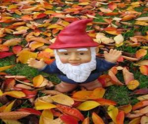 Układanka Gnome lub karzeł
