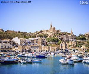 Układanka Goajnsielem, Gozo, Malta