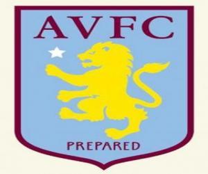 Układanka Godło Aston Villa FC