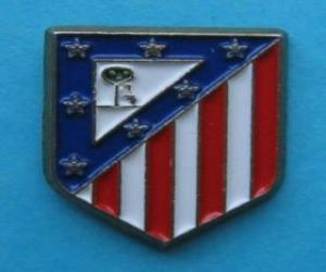 Układanka Godło Atlético de Madrid