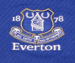Układanka Godło Everton FC