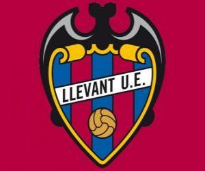 Układanka Godło Levante Walencja