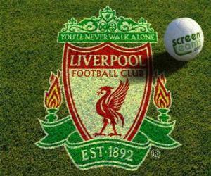 Układanka Godło Liverpool FC