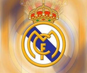 Układanka Godło Real Madryt
