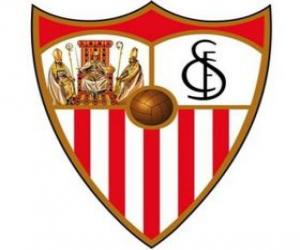 Układanka Godło Sevilla FC