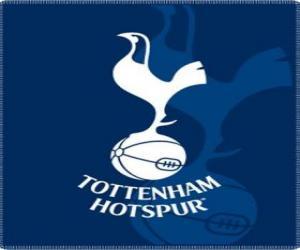 Układanka Godło Tottenham Hotspur FC