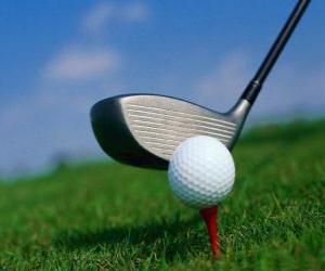Układanka Golf