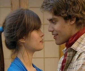 Układanka Gonzalo pyta, kim się spotykasz Luciana