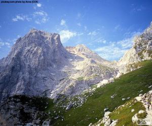 Układanka Gran Sasso d'Italia