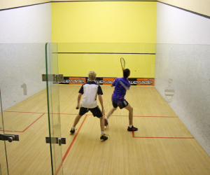 Układanka Gry w squash