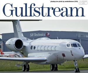 Układanka Gulfstream G650