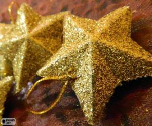 Układanka Gwiazdka na choinkę