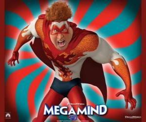 Układanka Hal Steward stała się nowym superbohaterem, Tyt
