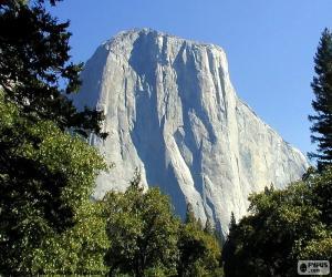 Układanka Half Dome, Yosemite, USA