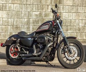 Układanka Harley-Davidson 883R 2008