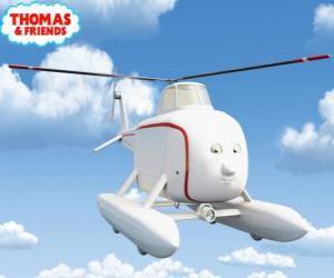 Układanka Harold to helikopter o złotym sercu