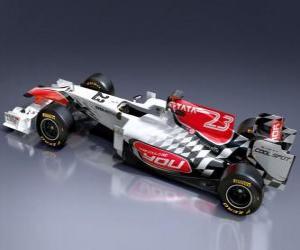 Układanka Hispania F111 - 2011 -