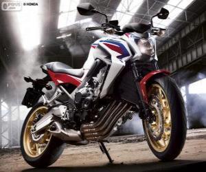 Układanka Honda CB650F 2014