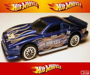 Układanka Hot Wheels Ford Mustang Cobra