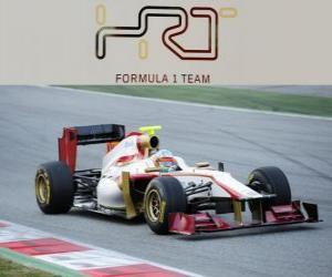Układanka HRT F112 - 2012 -