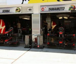 Układanka HRT, Grand Prix Węgier 2010